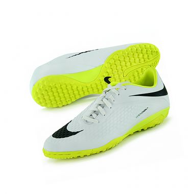 Nike Hypervenom Phelon White TF