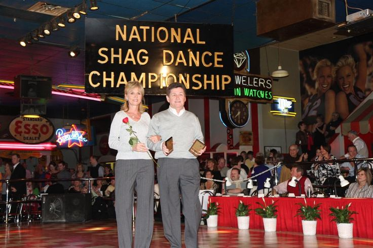 Who knew? The 2008National Shag Dance Championship