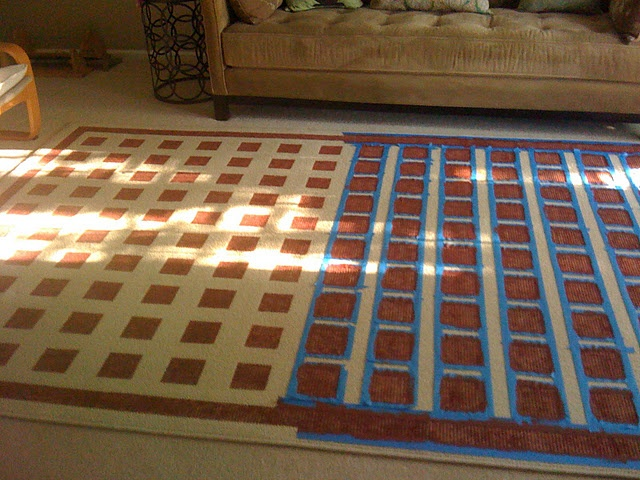 I want to paint my sewing room rugs: Sewing Room, Furniture Makeovers, Room Rugs, Area Rugs, Living Room, Paintings, Homes, First Home, Diy
