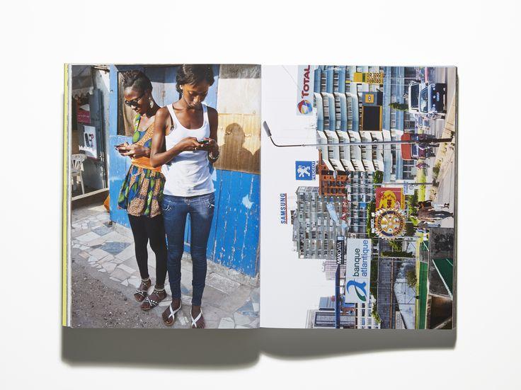 iPhoneで音楽を聴く女性、民族衣装を身にまとう人々、MacBookをいじる青年、背の高いキリン。全部「アフリカ」だ。写真家フルリナ・ローテンベルガーが10年をかけて捉えた、かつて「暗黒大陸」と呼ばれた土地に広がる色とりどりの世界。