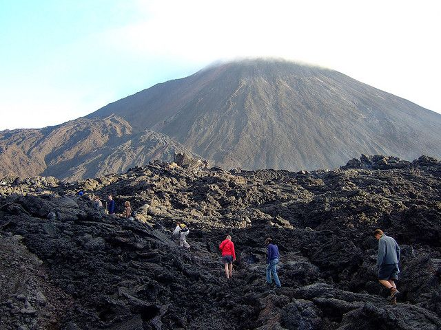 Adventure Destinations in Guatemala: Volcan Pacaya