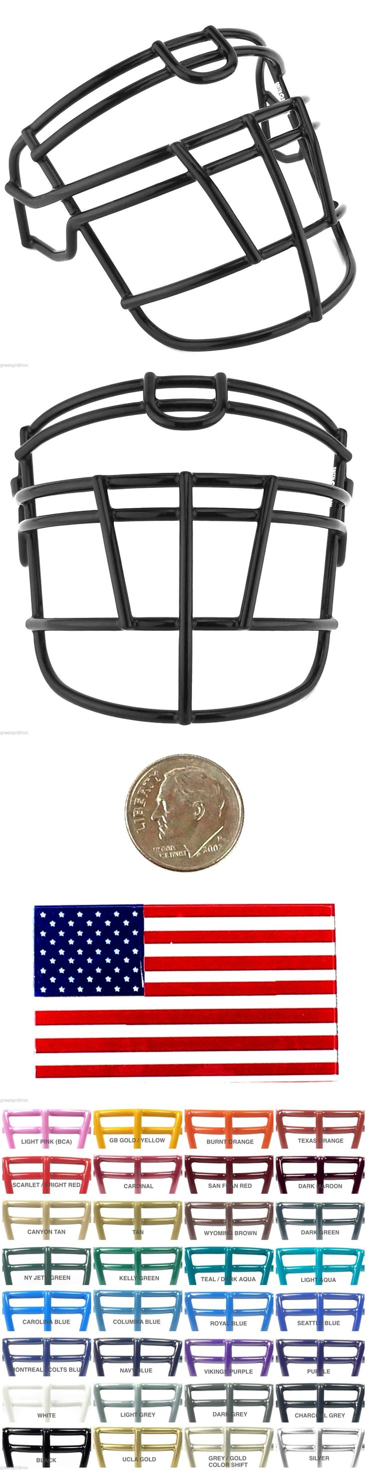Helmets and Hats 21222: Schutt Super Pro Rjop-Ub-Dw Football Facemask - 30+ Colors Available -> BUY IT NOW ONLY: $30 on eBay!