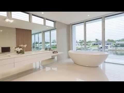 Design Modern Interior Bathroom