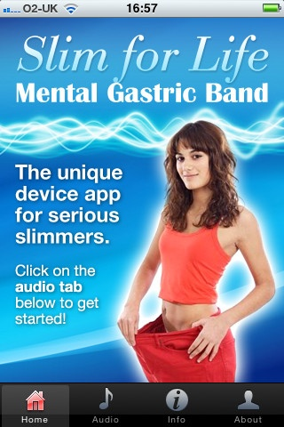 Gastric Band (subliminal weight loss app) iPhone and iPad app by ...