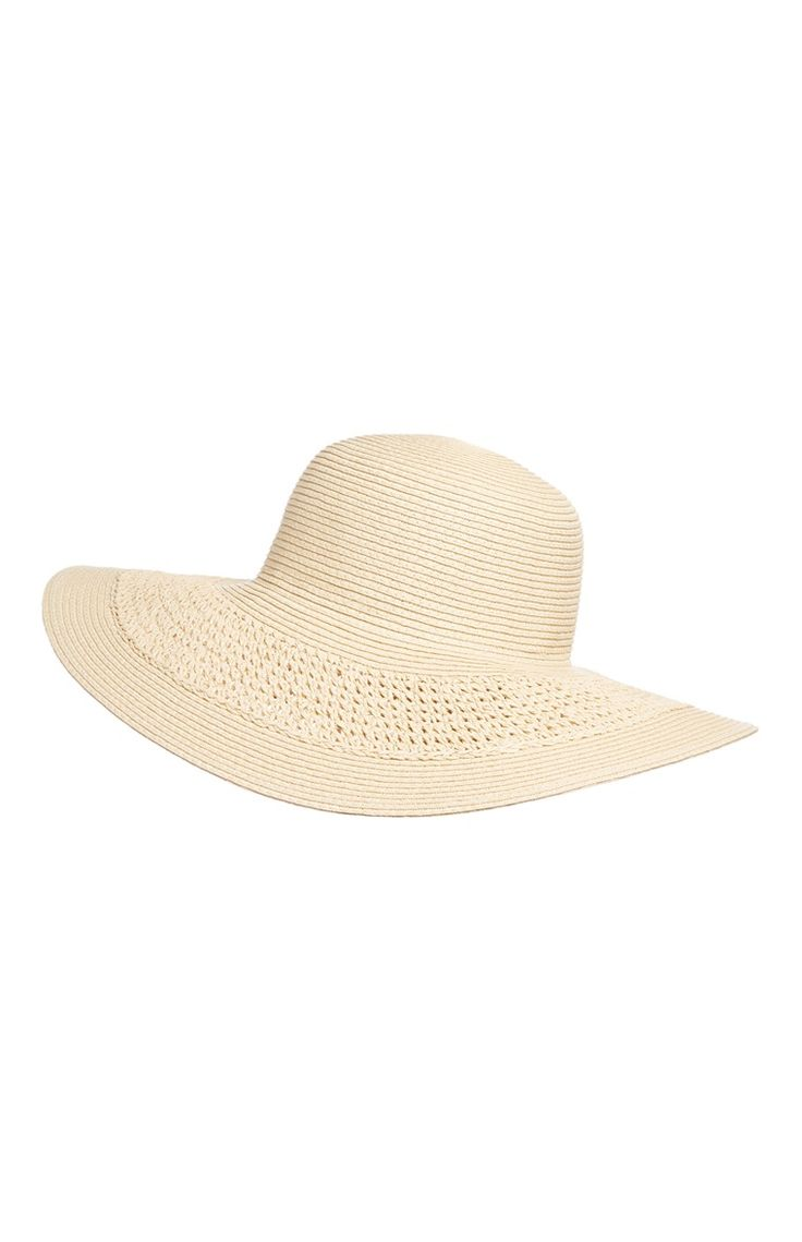 Sombrero flexible beige