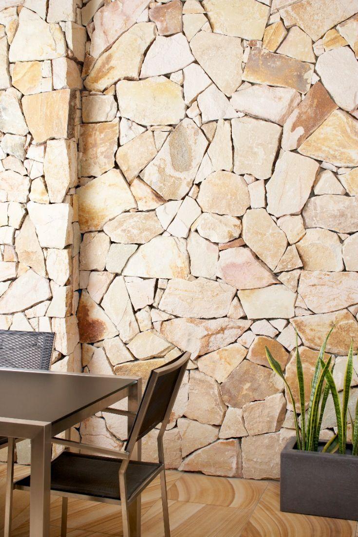 Eco Outdoor Crackenback freeform walling Outdoor Design | Natural stone walling | Natural stone paving | Garden design | Outdoor paving | Outdoor design inspiration | Outdoor style | Outdoor ideas | Luxury homes | Paving ideas | Garden ideas | Stone veneer | Stone walling | freeform walling