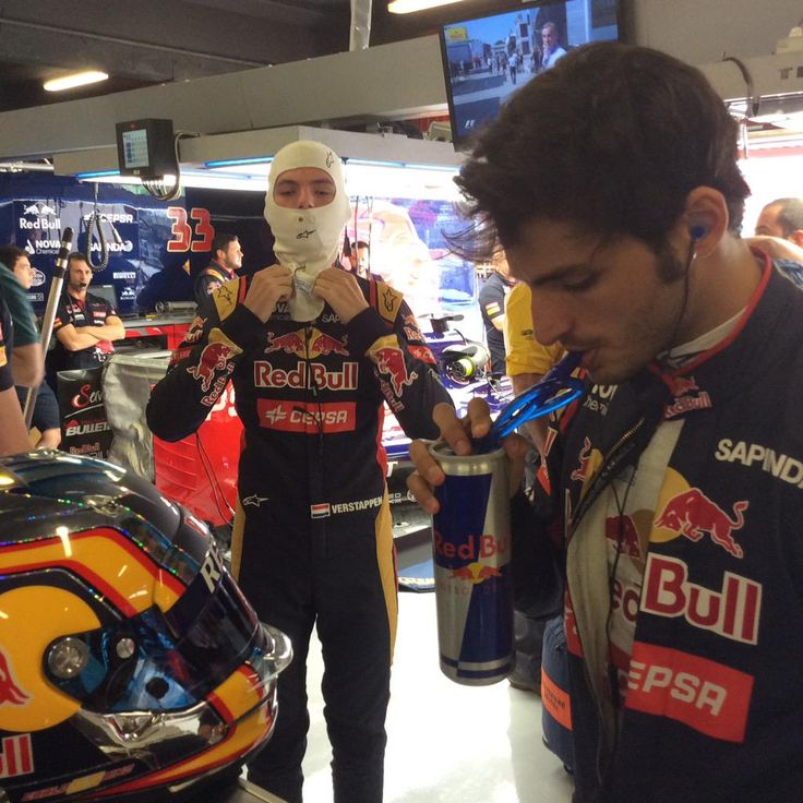 Max Verstappen Spain 2015