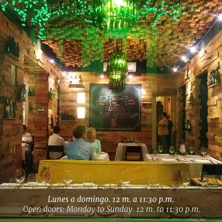 En el nombre del placer, comamos en El Santísimo. #RestauranteElSantísimo #Cartagena #Sabor #Caribe.