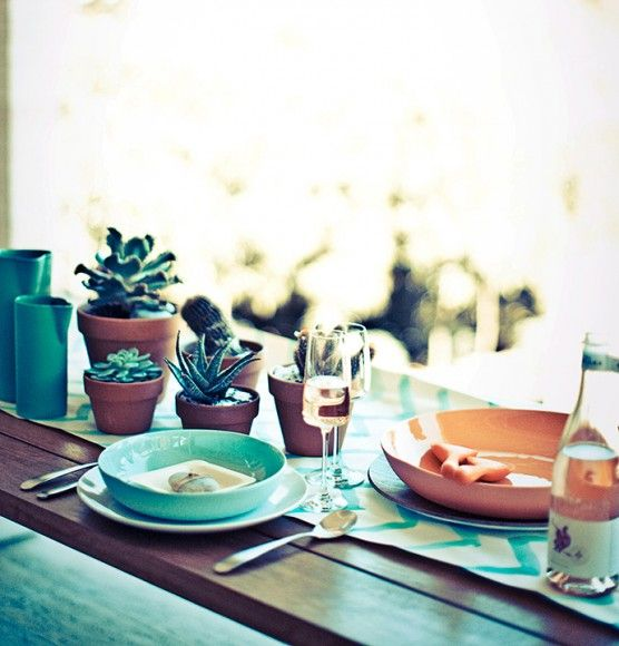 How to style your table for summer entertaining