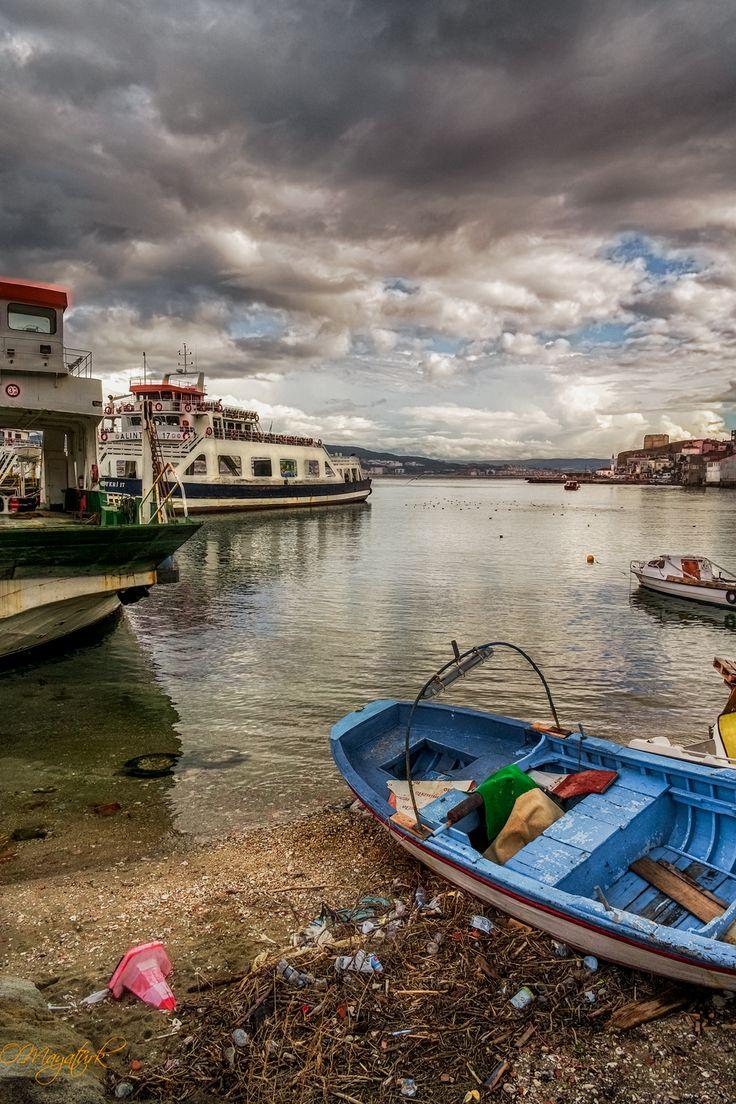 Vapur Limanı Kilitbahir Çanakkale