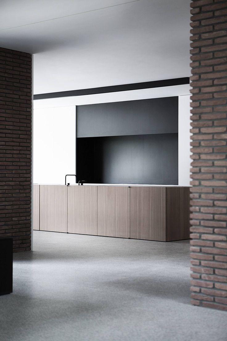 BA Residence in Wilrijk Belgium by Vincent Van Duysen