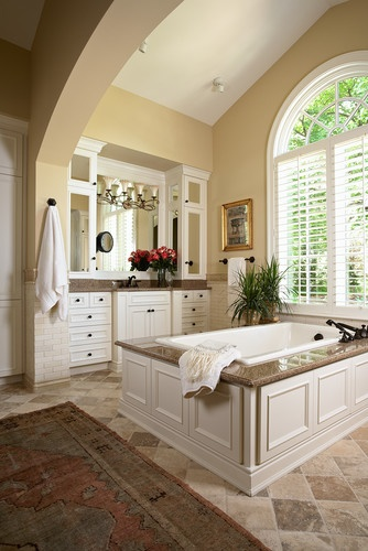 I am doing something like this in my bathroom with the for Bathroom design 4 x 6