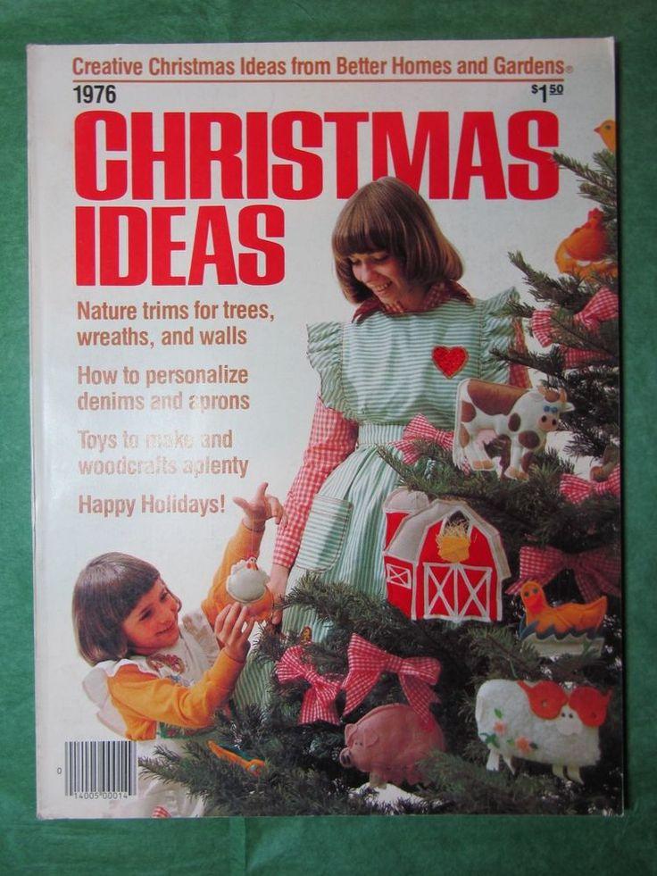 Better Homes And Gardens Creative Ideas Fallwinter 1979