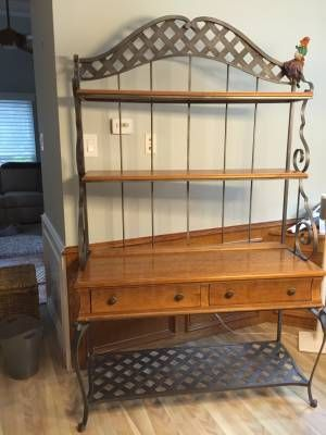 Ethan Allen Bakers Rack Print The Woodlands Texas Furniture Classifieds on Woodlands Online