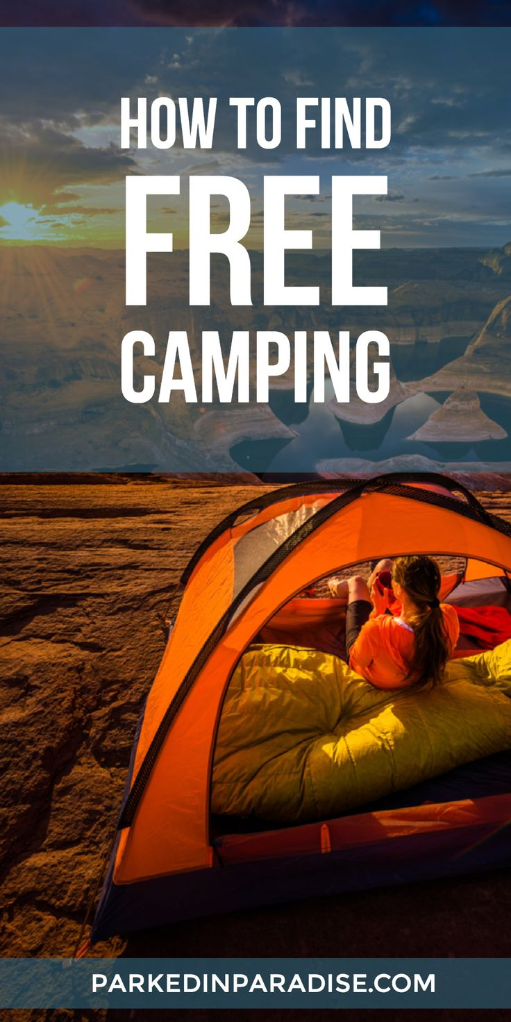 I've always wanted to try boondocking. This give me so many free camping ideas! I had no idea you could camp in National Forests, what a cool hack!
