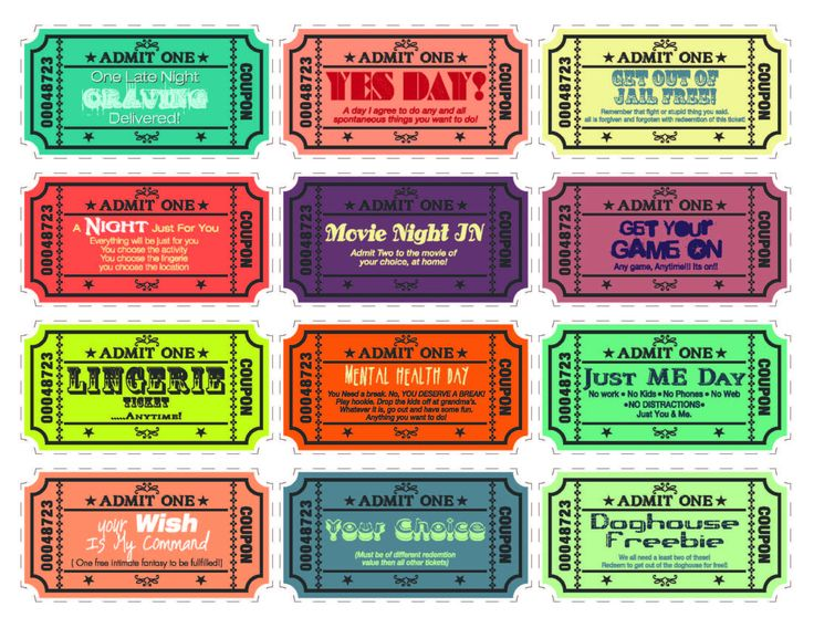 10 Sample Blank Coupon Templates to Download Sample Templates