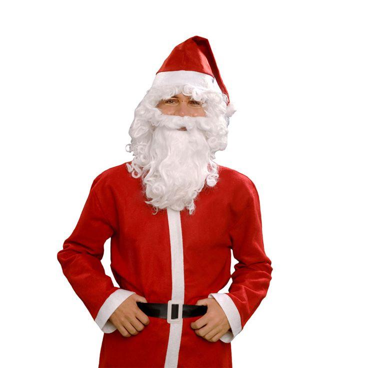 Kit de Père Noël #déguisementsnoël #costumespournoël