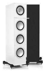 Caixa acústica torre KEF Q700 branca 150W em 8 ohms 89dB/sensibilidade (PAR) | KEF | Áudio | Caixas acústicas | Torres | Som Melhor Áudio High End e Vídeo