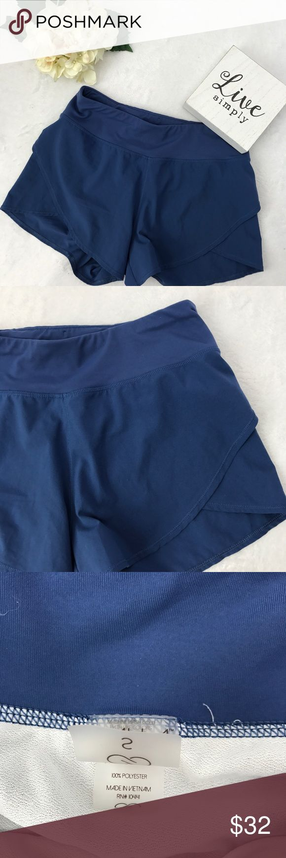 {Calia} Running Shorts Solid Lined Excellent condition! Inseam is 3 inches. Waist 14 inches across. 100% polyester. Great for running, yoga, or hiking. No trades, modeling, or lowballs please 😘 CALIA by Carrie Underwood Shorts