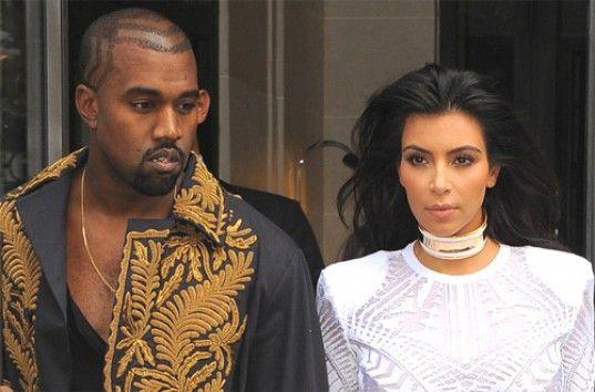 Стали известны детали брачного контракта теледивы Ким Кардашян и рэпера Канье Уэста