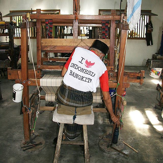 At the loom  |  Raya Exchange