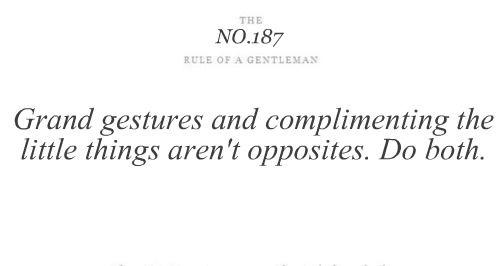 #rulesofagentleman #gentleman #life #advice