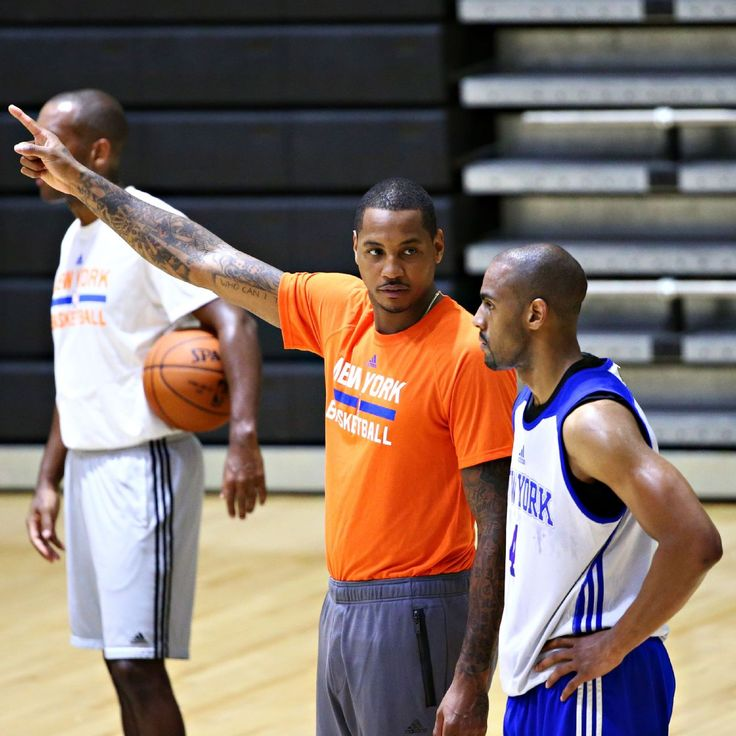Knicks G Arron Afflalo's status for opener in doubt after hamstring injury