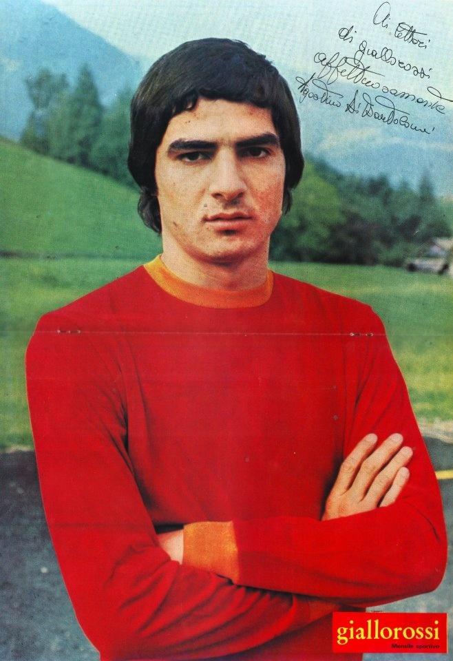#Ago Di Bartolomei in 1975