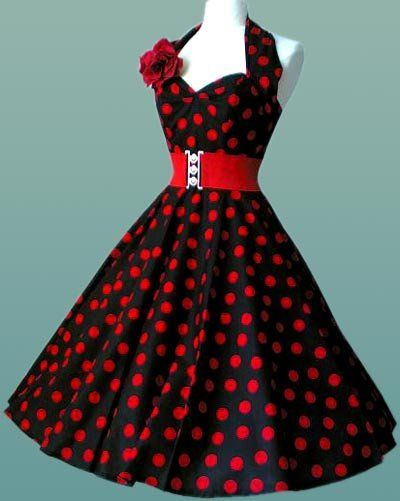 pin up dresses | ... Supplier PIN Up Clothing Retro Style Clothing - G&A Garments