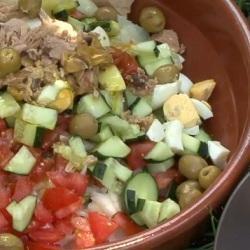 Ensalada campestre (Spaanse salade) recept - Recepten van Allrecipes