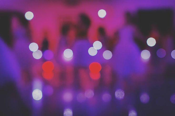 Ballet low light & blur .... Happy sparkly lights season