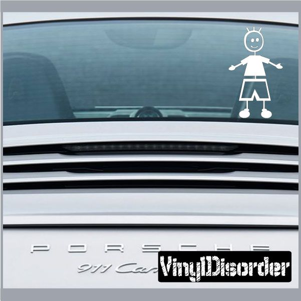 Best Family Boy Images On Pinterest Sticks Car Window - Vinyl decal stickers for carsbest car decals images on pinterest car decals family
