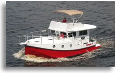 Mirage manufacturing boat builders of the mirage for Sport fishing boat manufacturers