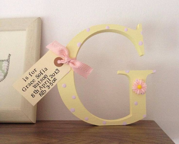 New baby nursery decoration gift