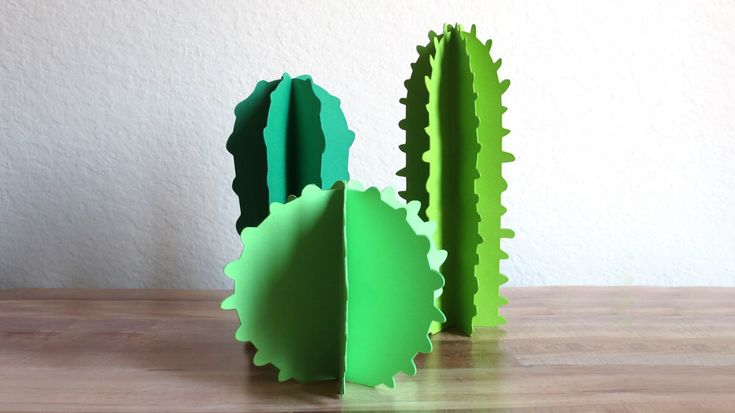 Paper Cacti - Desert Succulents - Western Tribal - Party Decorations - Desk Accessories - Paper Sculpture - Office Plant - Mexican Decor by PaperSonata on Etsy https://www.etsy.com/listing/384444296/paper-cacti-desert-succulents-western
