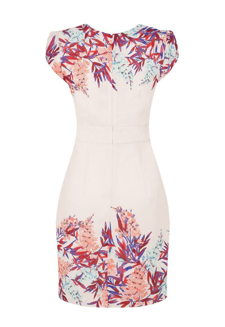 The Tropical Isla Floral Dress