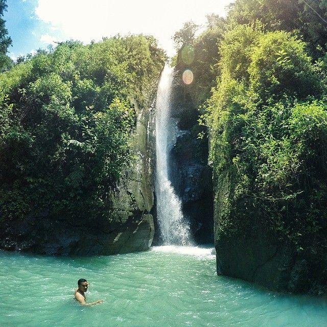 Siluwok Waterfall, Kulonprogo, Yogyakarta
