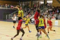 Handball Féminin D2 - Bourg-de-Péage/Stella Saint-Maur à Bourg-de-Péage le 05 mars 2016 - Local.fr