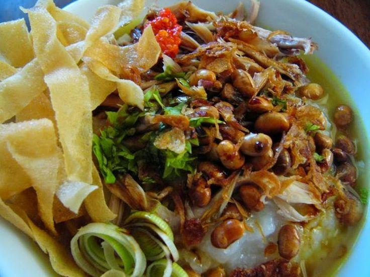Resep Membuat Bubur Ayam Spesial Enak Paling Praktis http://dapursaja.blogspot.com/2014/07/resep-membuat-bubur-ayam-spesial-enak.html
