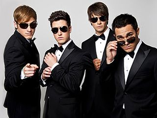 Big Time Rush to cover four Beatles songs in first TV movie