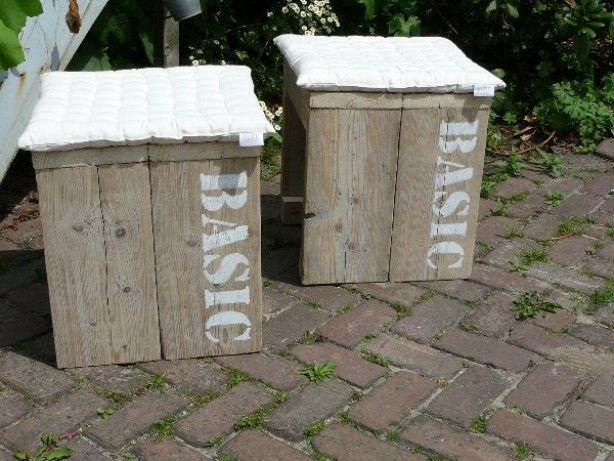 Hou van hout & basic. van: houtgemaakt.nl