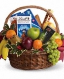 Fruits and Sweets Basket - $54.99