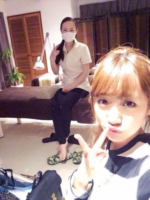 AKB48高橋みなみさんご来店 | FEERIQ|ダイエット&小顔なら新宿御苑前の美容鍼(鍼灸)サロン