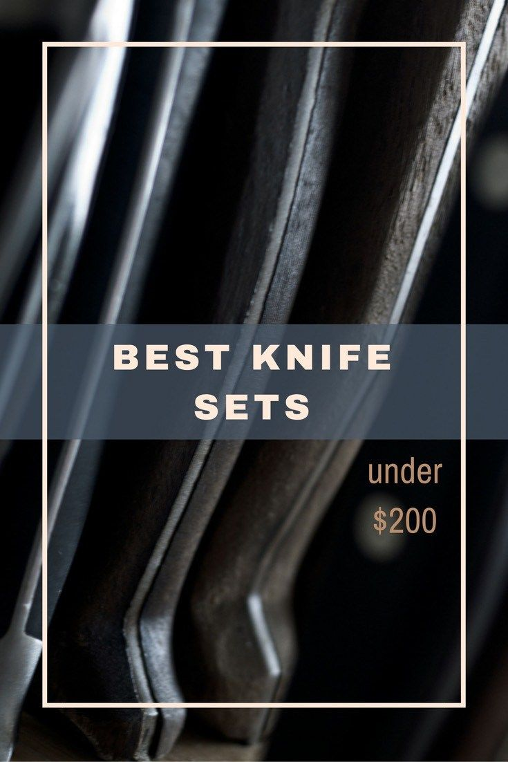 top 25 best best kitchen knives ideas on pinterest best cooking 5 best kitchen knife sets for under 200 bucks the kitchen professor