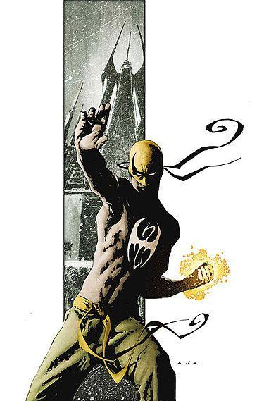 Iron Fist (comics) - Wikipedia, the free encyclopedia