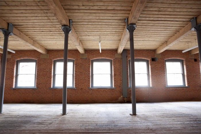 Flat Iron Interior Manchester