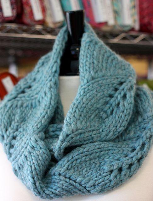 Cascade Knitting Patterns : vite cowl by kristi johnson. cascade magnum yarn. us 15 ...