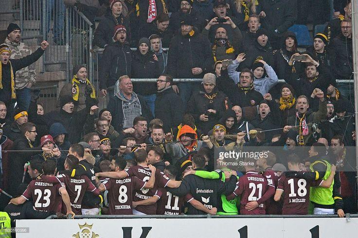 DEU: DSC Arminia Bielefeld v SG Dynamo Dresden - Second Bundesliga