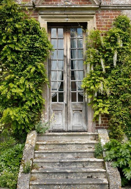 Narrow Entryway Landscaping : Best ideas about narrow french doors on pinterest