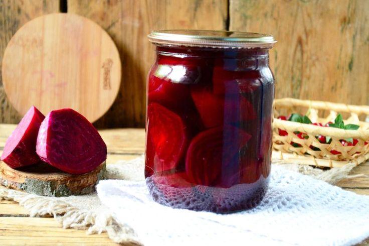 Salata de sfecla rosie la borcan pentru iarna